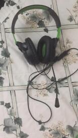 Turtle beach gaming headset Xbox one