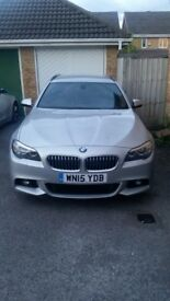 BMW 5 Series Touring 2.0 M Sport 197BHP