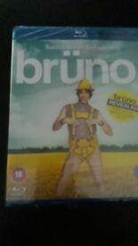 New Bruno Bluray
