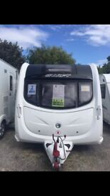 Swift 480 2 Berth caravan 2011 Immaculate Condition only 2 owners