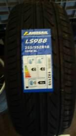 Brand new landsail 255/55/18 109w xl car tyre