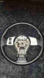 Nissan 350z steering wheel