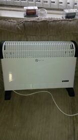 Prolectrix 2000w Heater used twice