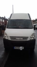 IVECO MWB 35S12 IN GOOD RUNNING ORDER IDEAL FOR CAMPER CONVERSION OR WORKHORSE BARGAIN £1995