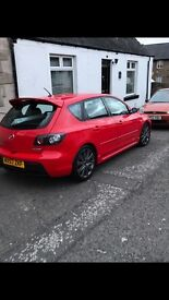 Mazda 3 MPs aero for sale