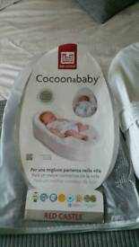 Cocoonababy red castle