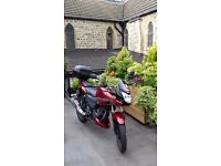 2014 Honda CBF 125 Commuter/Learner Immaculate Condition, Cat D Stolen Recover