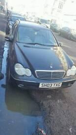 Mercedes c220 diesel