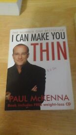 Paul Mckenna Paperback book for sale