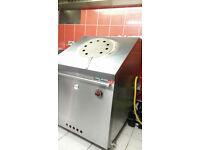 Large Tandoori oven (Shaan Tandoori)