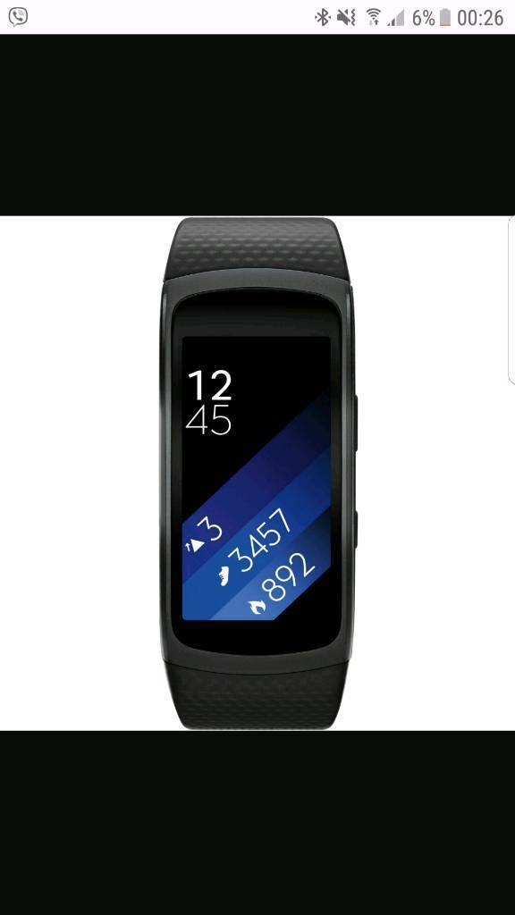 Samsung gear fit2 size S