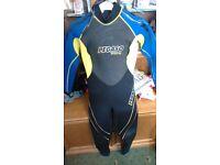 Ladies xs wetsuit