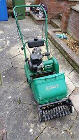 Qualcast cylinder mower 35 s