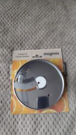 magimix disc compact & cuisine systeme brand new