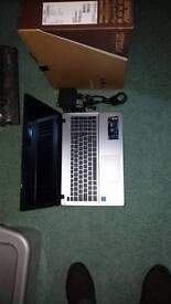Asus 15.6in slim laptop