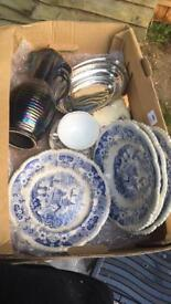 Bargain Job Lot of Antiques and Collectibles 10 items at £1 each!