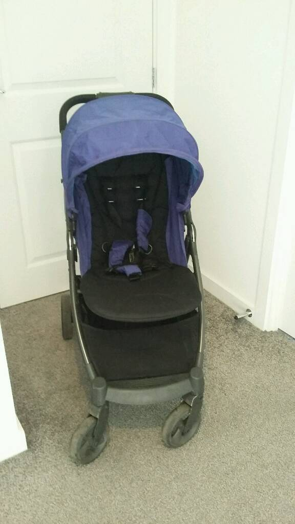 Mama's & Papa's Armadillo Pushchair With Accessories