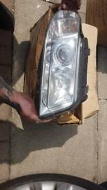 Audi A4 headlight