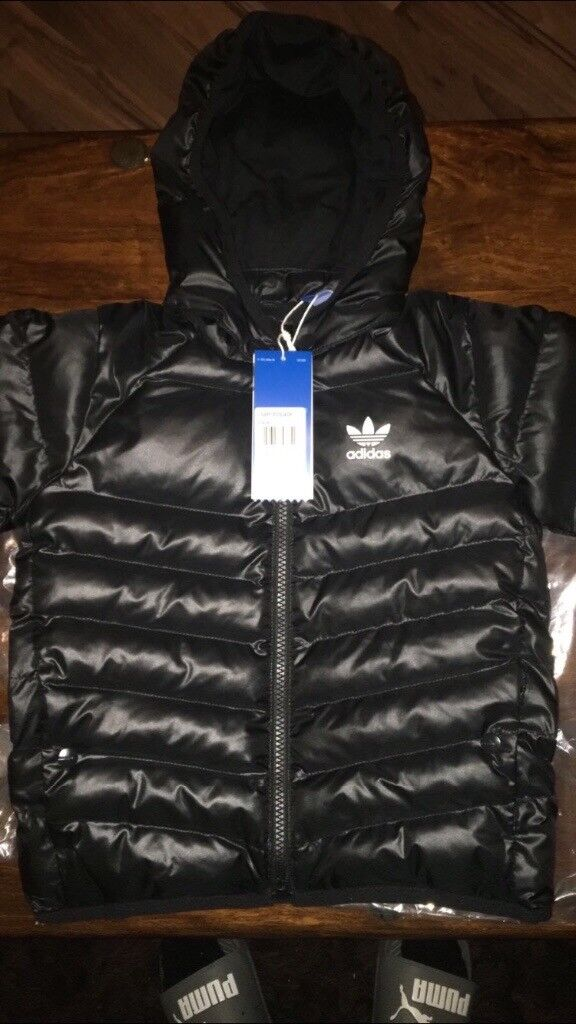 Brand new boys adidas jacket