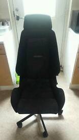 Rs turbo record pc chair