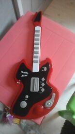Rock star guitar
