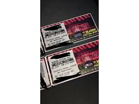 Reading Festival Weekend Tickets x3 Camping