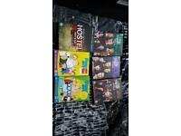Joblot DVD Boxsets