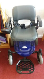 Travel Electric Wheelchair in Excellent Condition