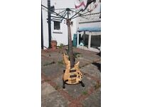 Ibanez SR1605-NTF (Natural Flat) Including Case and guitar tool ***£500***