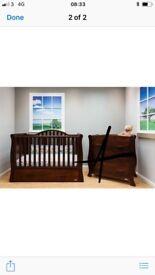 V I b nursery furniture