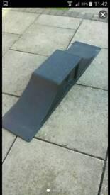 Stunt ramp