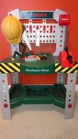 Bosch Kids Workbench