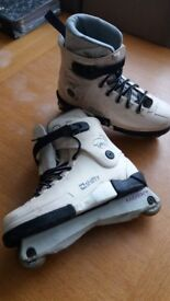 Shifty rollerboots