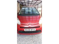 citreon picasso 1600 vtr hdi. lady owner. 12 months mot fsh lovely drive. few scratches hence price.
