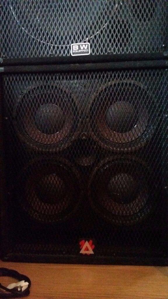 Peavey 410 TXF Bass Cabinet Enclosure | in Willesden, London | Gumtree