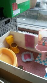 Barbie furniture, horses, dolls etc