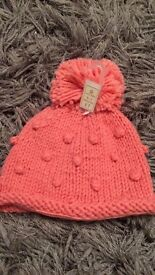 Baby Girl hat from next 0-3 months
