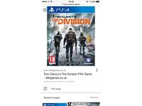 iv got for swaps division for ps4