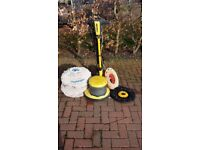 Karcher floor buffer
