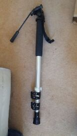 Manfrotto professional monopod 434ss other equipment is for sale
