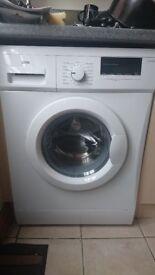 Washing machine 6kg LOGIK L612WM16 Washing Machine - White