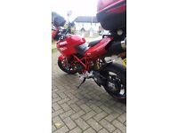 Motorcycle Ducati Multistrada 1000 DS