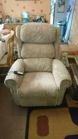 Dual motor Mobility recliner chair