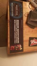 Morgan's Spiced Bar Mat Runner Brand New
