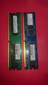 1 gigabyte of PC memory