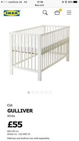 Ikea cot (I have 2 for sale)
