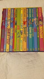 Roald Dahl collection of 15 books (excellent condition)