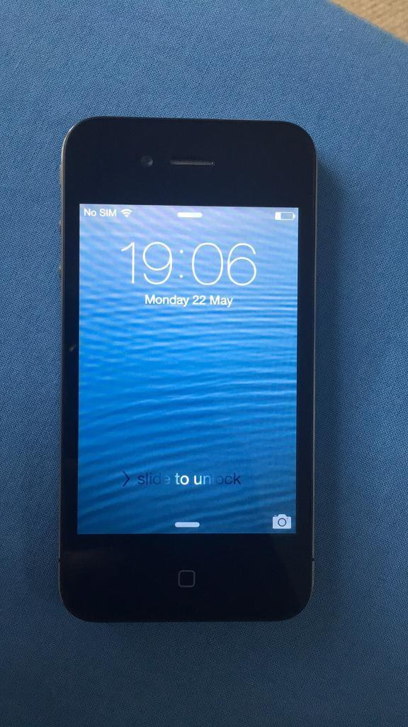 iPhone 4 16GBin Harrow, LondonGumtree - iPhone 4 16GB O2 Brand new phone no signs of wear at all Perfect condition Cheap to unlock Great first phone Accepting offers Call or text 07719475788