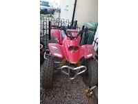 125 quad bike swap or sell