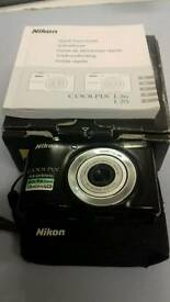 Nikon coolpix l25 digital camera